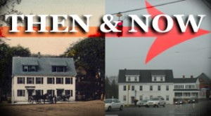 Massachusetts Then and Now