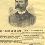 1887 WL Douglas Ad