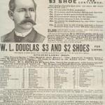 1889 WL Douglas Ad