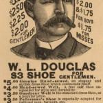 1890 WL Douglas Ad