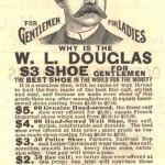 1891 WL Douglas Ad
