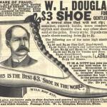 1893 WL Douglas Ad