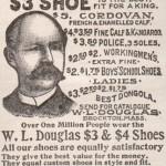 1895 WL Douglas Ad