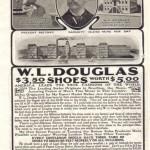 1904 WL Douglas Ad