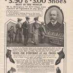 1906 WL Douglas Ad