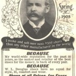 1908 WL Douglas Ad (2)