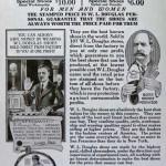 1915 WL Douglas Ad
