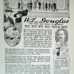 1920s WL Douglas Ad