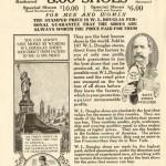 1921 WL Douglas Ad