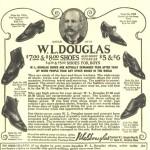 1923 WL Douglas Ad