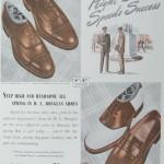 1945 WL Douglas Ad