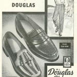 1947 WL Douglas Ad