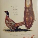 1950s WL Douglas Ad
