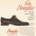 1962 WL Douglas Ad