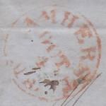 Amherst Stamp PO 1849