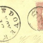 Andover PO Stamp 1800s