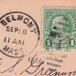 Belmont 1936
