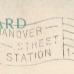 Boston - Hanover Street Station 1907