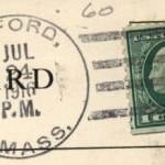 Boxford 1916