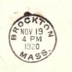 Brockton 1920