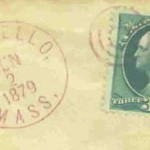 Campello PO Stamp 1879