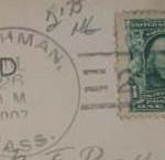 Cushman 1907