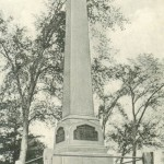 Cushman Monument at Burial Hill