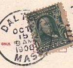 Dalton 1908