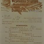 Douglas 1892 Letterhead 2