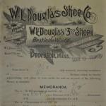 Douglas Letterhead 1891
