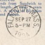 Falmouth 1934