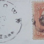 Freetown stamp 1860s