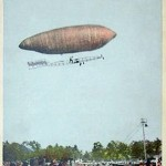 Knabenshue Airship - October 1906 (1)