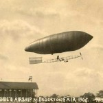 Knabenshue Airship - October 1906 (2)
