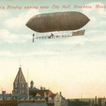 Knabenshue Airship - October 5, 1907