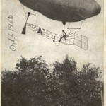 Knabenshue Airship - October 6, 1905