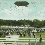 Knabenshue Airship Passing Judges Stand