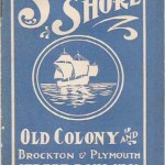 OLD COLONY - BROCKTON & PLYMOUTH ST RY TROLLEY TRIPS 1905 1