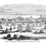 Plymouth Town Square & Burial Hill Tour 13 (abt 1890)