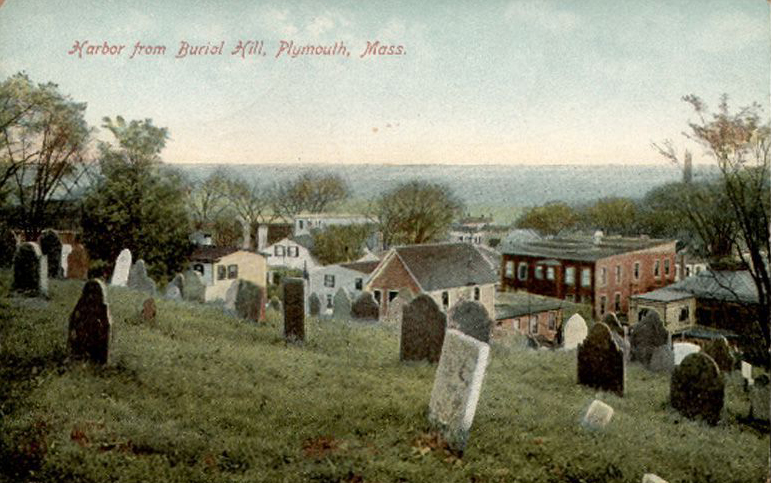 Town Square Amp Burial Hill Tour Massachusetts History