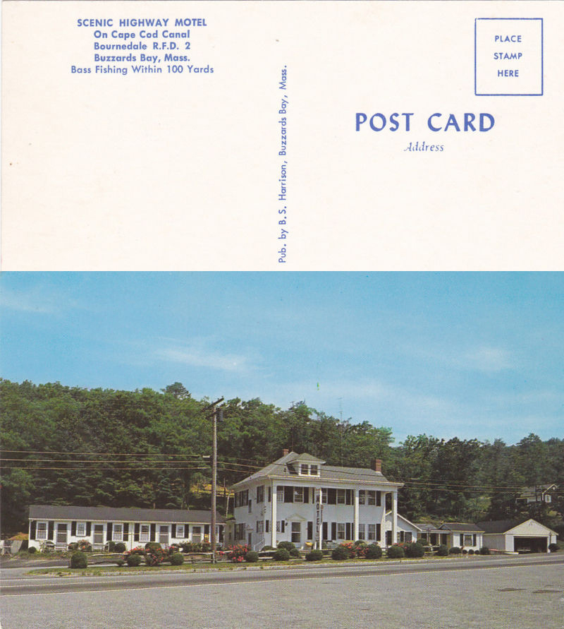 Scenic Highway Motel - Buzzards Bay