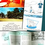 Surf Motel - Dennis Port -1966 PC & 1961 folder