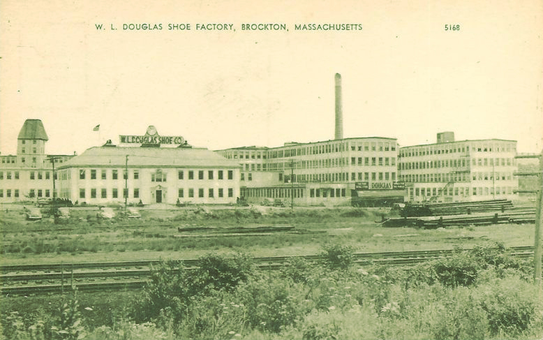 W L Douglas Shoe Factory