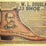 WL Douglas $3 SHOE Ad