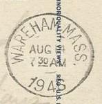 Wareham 1946