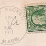 West Becket 1911