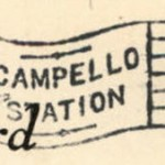 Brockton 1908 - Campello Station