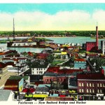 Fairhaven - New Bedford Bridge