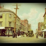 Trolley Lines - New Bedford to Onset 11 (1907 - Purchase & Union Streets)