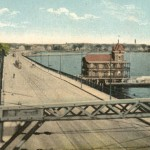 Trolley Lines - New Bedford to Onset 13 (c1910 - NB-Fairhaven Bridge)